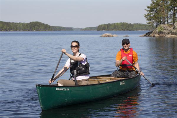 Canoe (Canadian canoe)