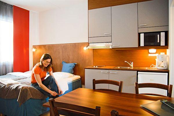 Отель Орави Апартаменты