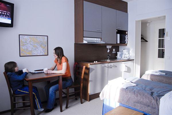 Oravi Apartments 1h studio