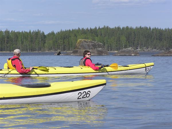 Double kayak Oravi