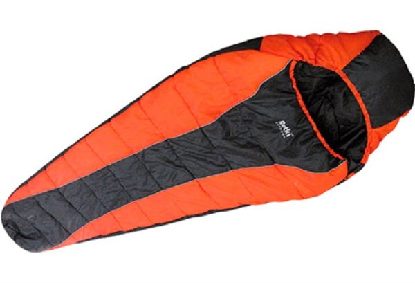 Sleeping bag and mattress